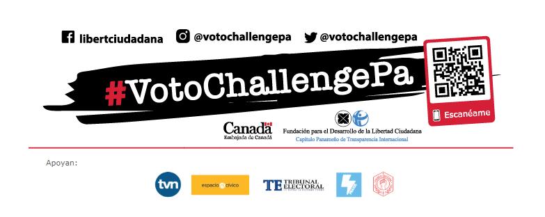 #VotoChallengePA