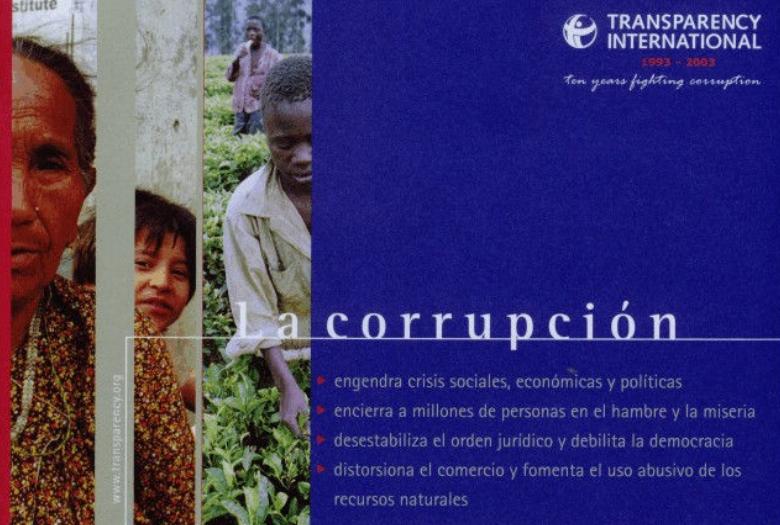 La Corrupción no tiene fronteras