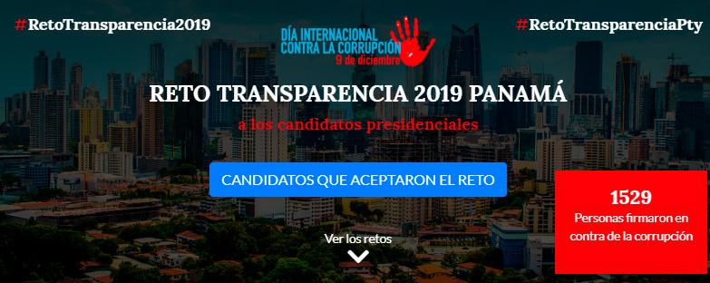 Reto Transparencia 2019