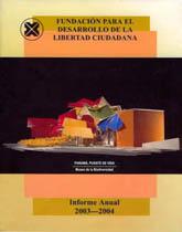 Memoria 2003 – 2004