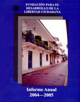 Memoria 2004 – 2005