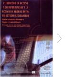 El Derecho de Acceso a la información y la  acción de Hábeas Data: un estudio legislativo