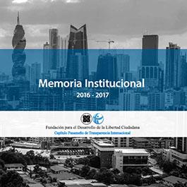 Memoria 2016 – 2017