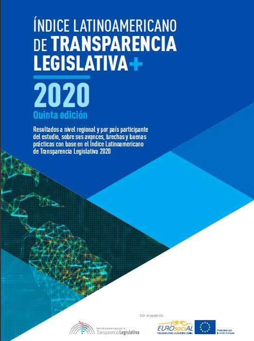 Resultados de Panamá Índice Latinoamericano de Transparencia Legislativa ILTL2020+