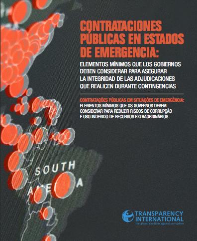 Contrataciones Públicas en Estado de Emergencia