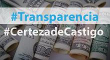 IMPERATIVO E IMPOSTERGABLE:  #Transparencia y #CertezaDeCastigo  En casos de #corrupción en el gasto estatal durante la emergencia #Covid-19