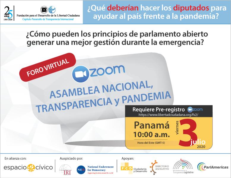 10 cosas de parlamento abierto que podemos aplicar en Panamá para mejorar nuestra Asamblea Legislativa.