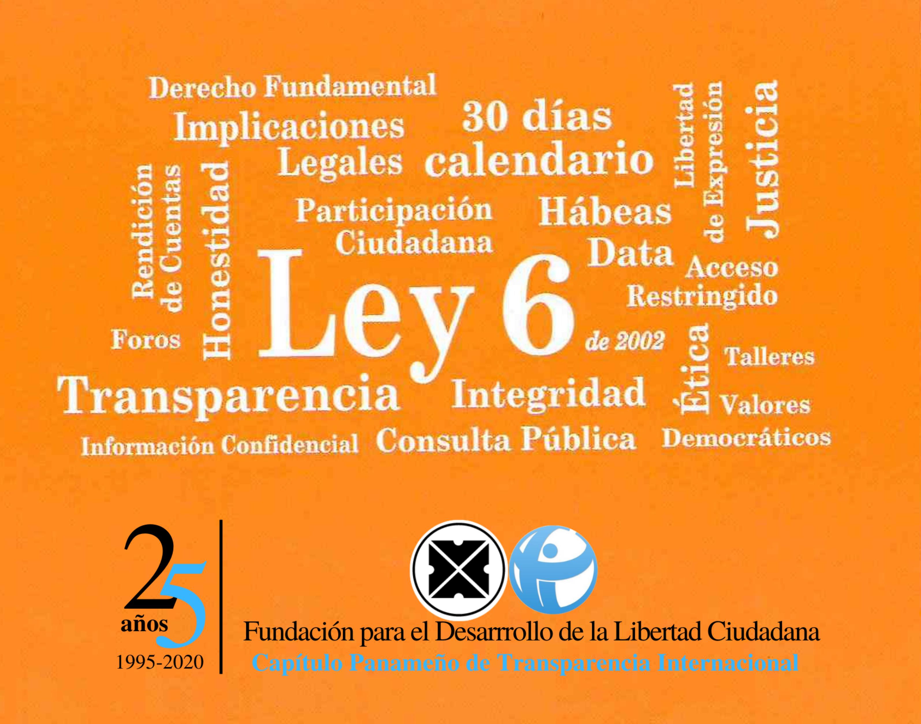 Aportes a la consulta en línea sobre la Ley de Transparencia y la Ley de ANTAI