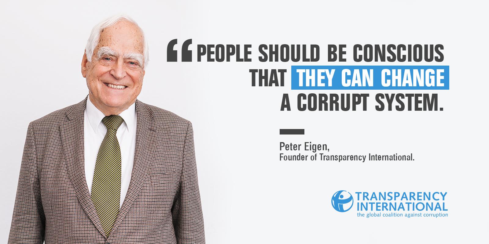 La Transparencia como Eje Fundamental para el Fortalecimiento Democrático y Empresarial.