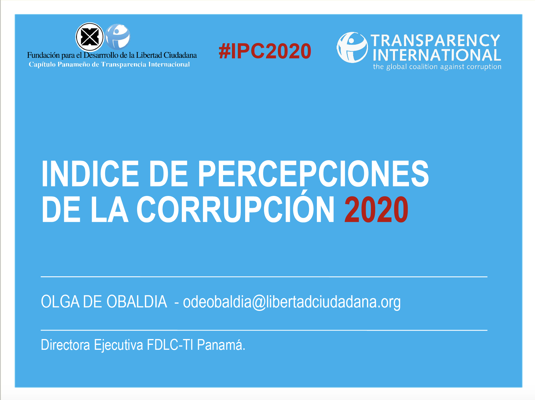 IPC 2020
