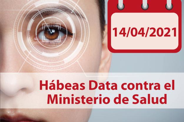 Fundación Libertad Ciudadana presenta Acción de Hábeas Data contra el Ministro Luis Francisco Sucre Mejía