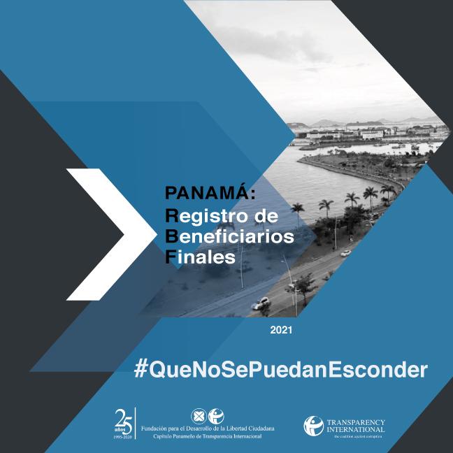 Fundación Libertad Ciudadana presenta estudio sobre Registro de Beneficiarios Finales – #QueNoSePuedanEsconder