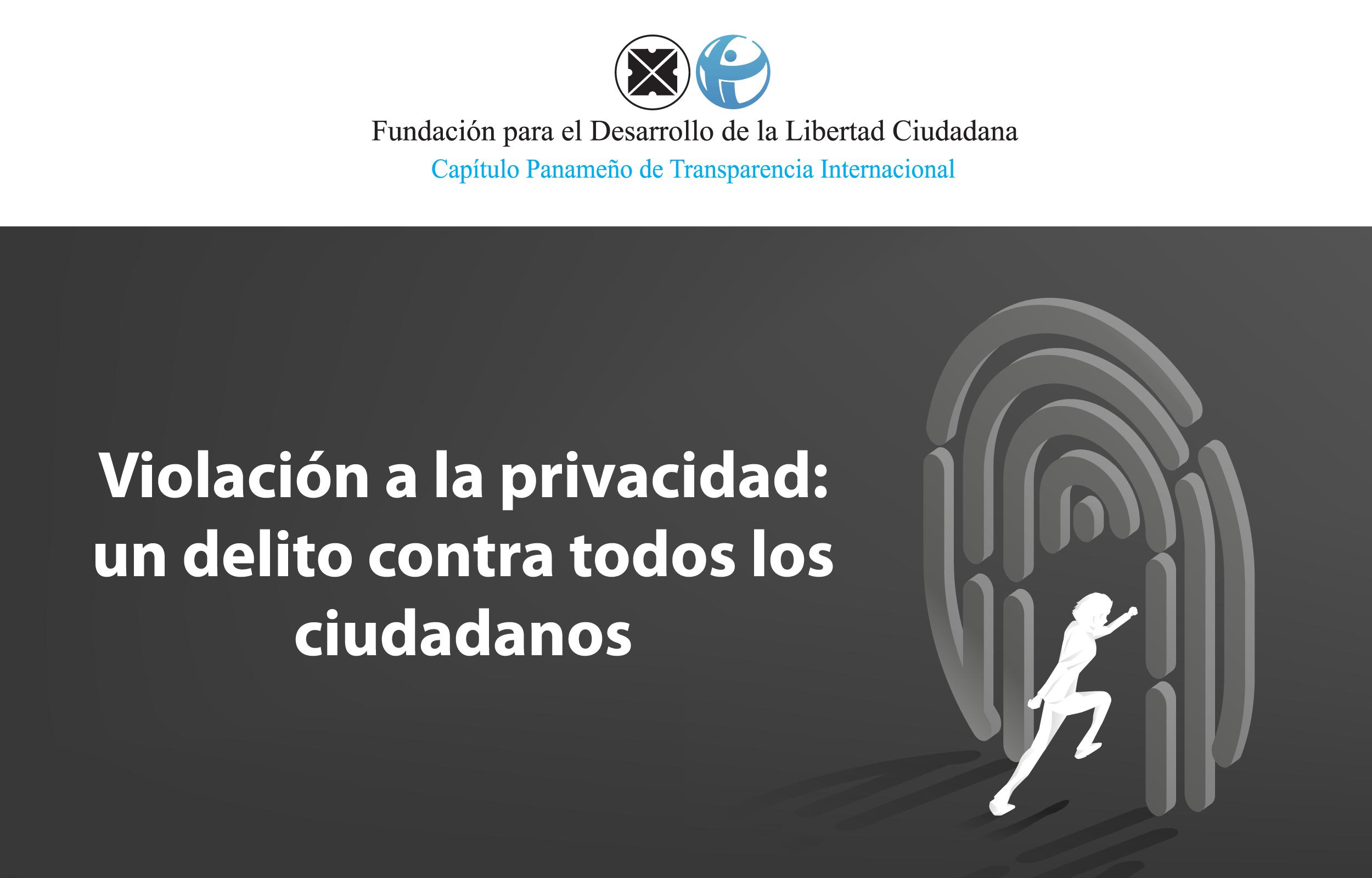 Violación a la privacidad: un delito contra todos los ciudadanos